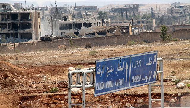 Koalicija SAD ponovo bombarduje sirijske gradove