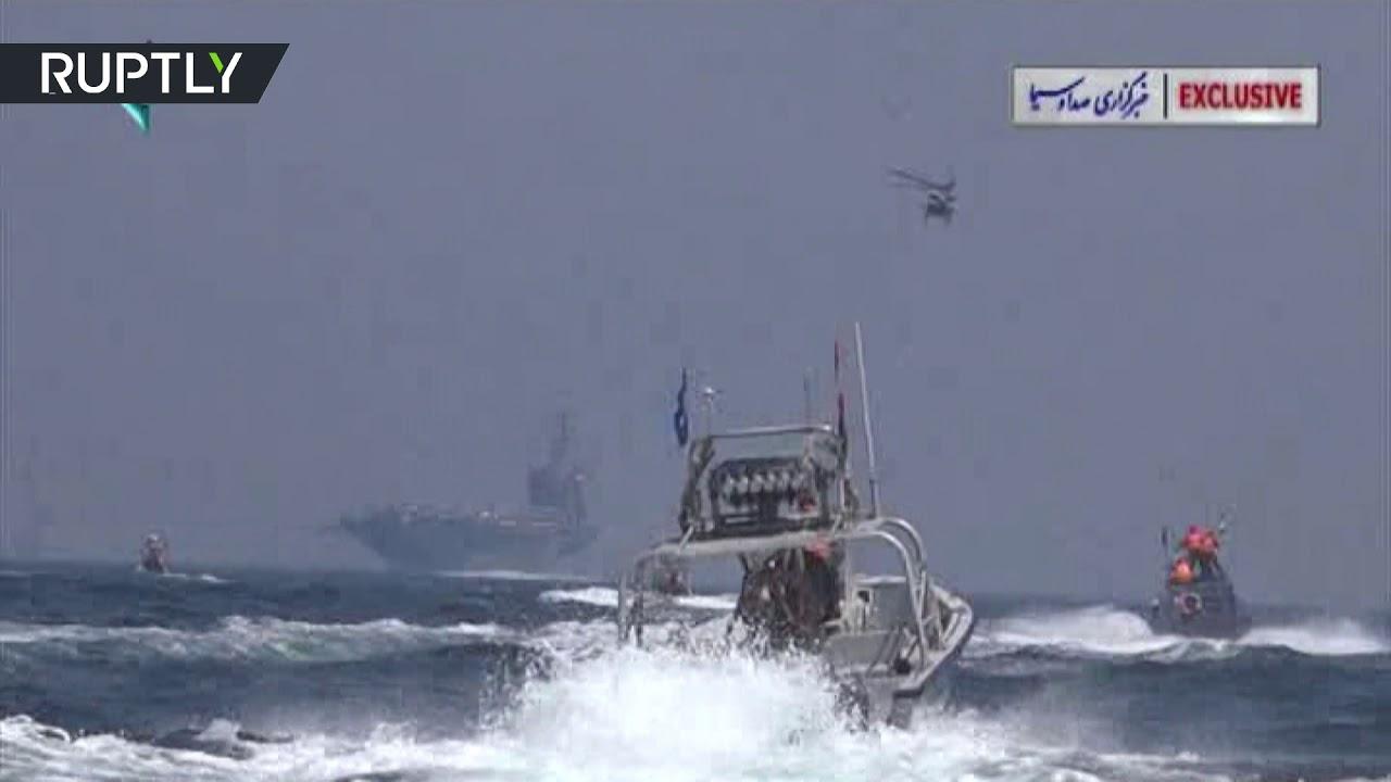 Иран обећао да ће заштитити своје танкере за превоз нафте од могућих претњи САД