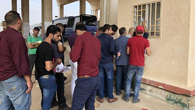 Више од 6.000 милитаната у избегличком кампу у Сирији који је под контролом САД