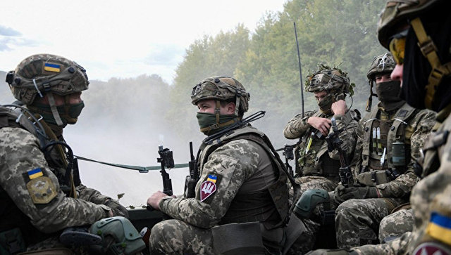 Доњецк: Британски војни стручњаци припремају провокације