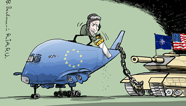 ЕУ планира да оснује војни штаб у Бриселу за управљање операцијама