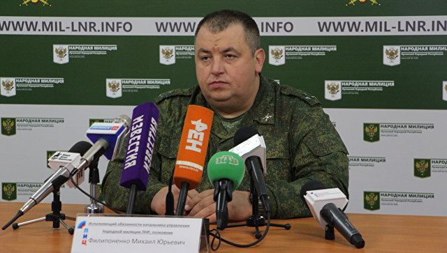 Луганск: Окупационе снаге прераспоређују технику у близини линије разграничења