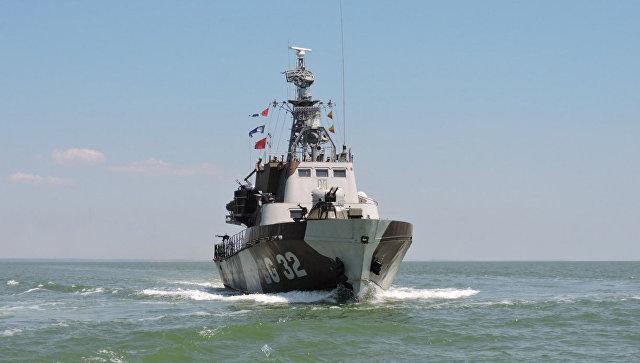 Три брода украјинске морнарице прешла државну границу Русије