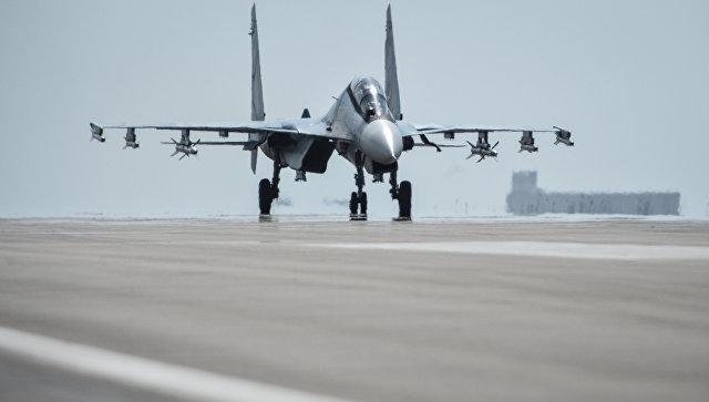 Руско авијација уништила положаје терориста одакле је изведен напад хемијским оружјем