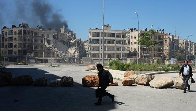 Руска војска потврдила да се у Алепу догодио напад хеимским оружјем