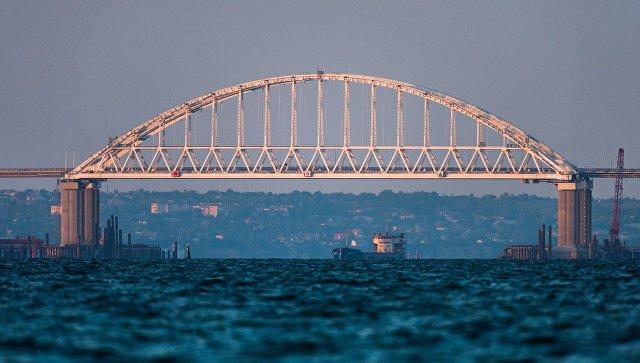 Пролаз кроз Керчки мореуз поново отворен за саобраћај