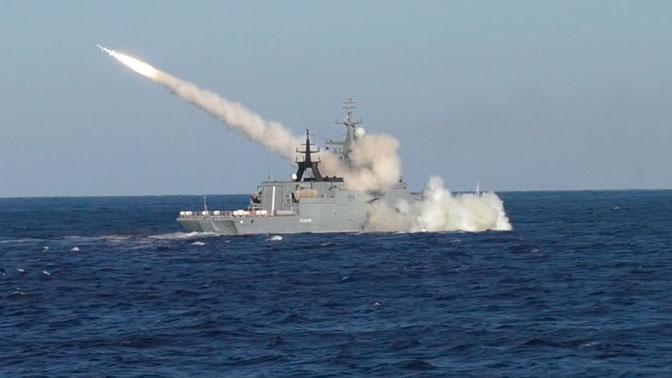 "Успешно прво лансирање крстареће ракете ""Уран"""