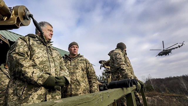 Porošenko: Ukrajini preti totalni rat sa Rusijom