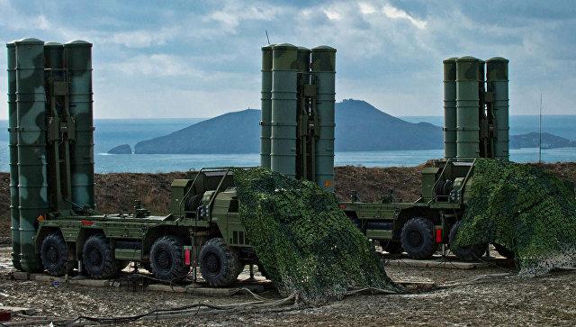 """Krim dobija još jedan divizion sistema S-400 """"Trijumf"""""""