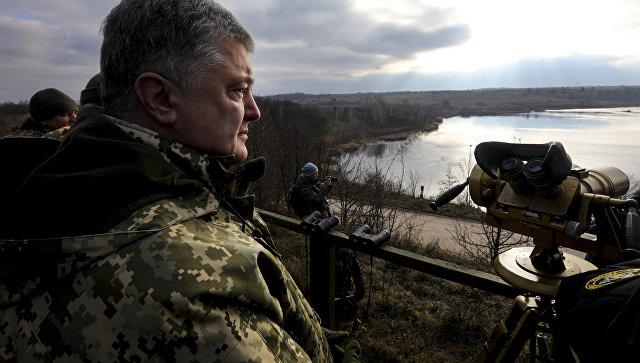 Porošenko potpisao ukaz o uvođenju ratnog stanja u Ukrajini
