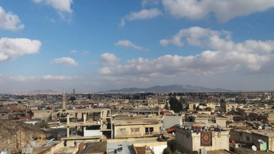 """РТ: Сиријска ПВО оборила неколико """"непријатељских  мета"""""""