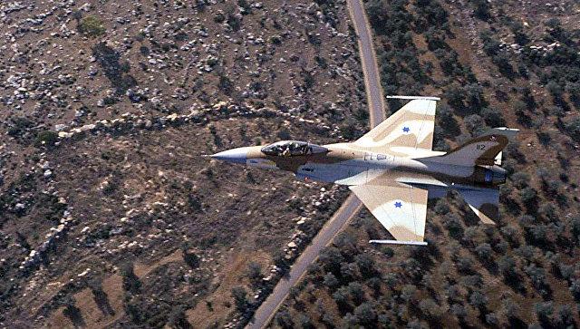 Сирија оборила израелски авион