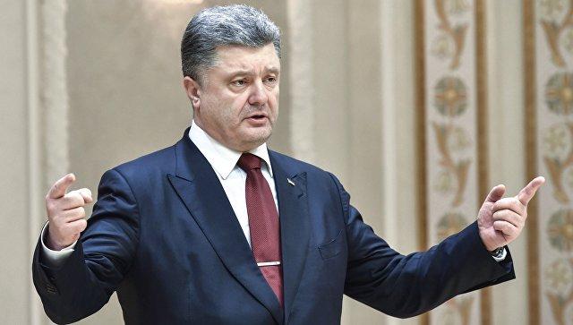 Порошенко најавио премештање војних јединица на руску границу