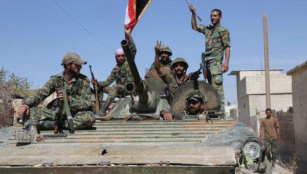 Sirijska vojska uništila više od 270 terorista u provinciji Suvejda