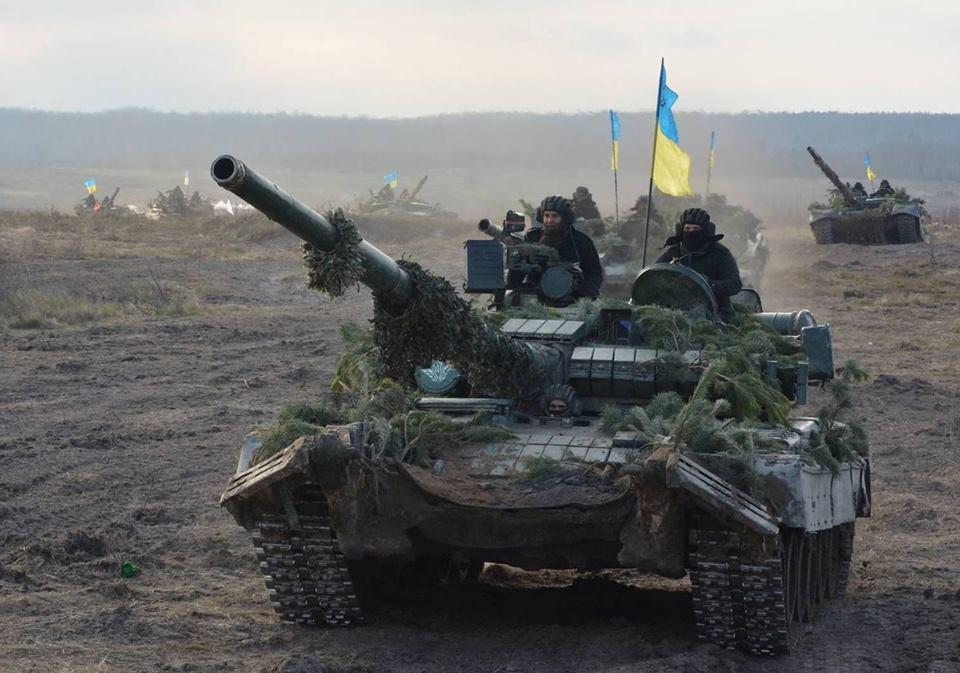 U Ukrajini počeo zbor rezervista