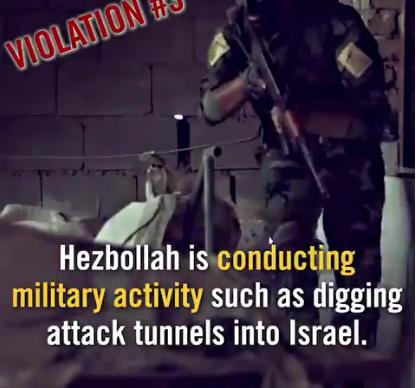 """Израелска војска објавила почетак операције """"Северни штит"""""""