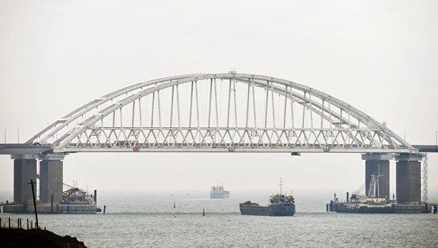 Кијев признао да је обновљена пловидба кроз Керчки мореуз