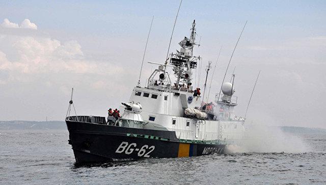 Кијев: Практично читава флота на мору