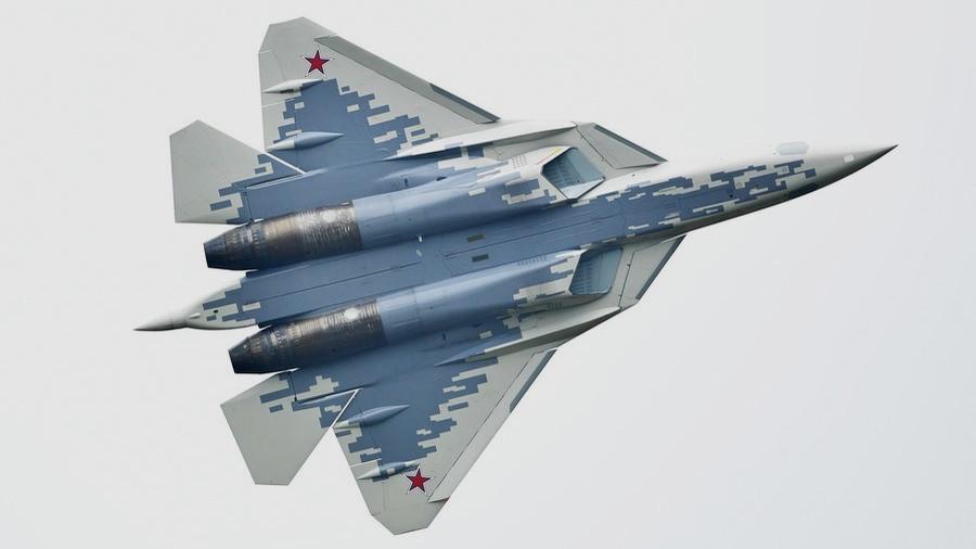 """RT: Ruski Su-57 bi mogao nositi hipersoničnu raketu poput """"Kinžala"""""""