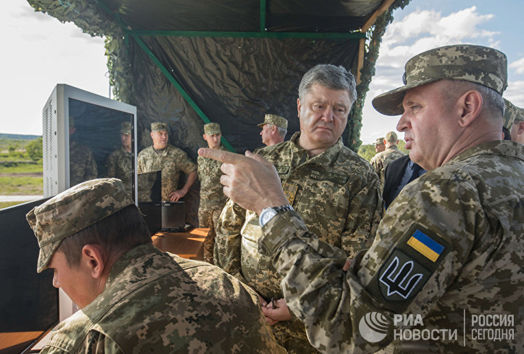 Ukrajina dozvolila graničarima da pucaju bez upozorenja