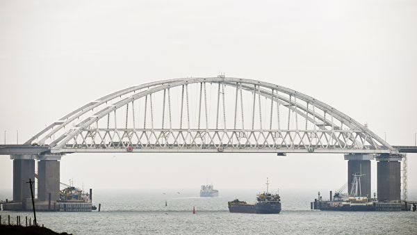 ФСБ: Велики број провокационих дејстава Украјина спроводила и током изградње Кримског моста