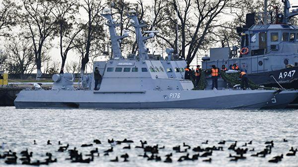 ФСБ: Украјина покушава да ухапшене морнаре након инцидента у Црном мору представи као ратне заробљенике
