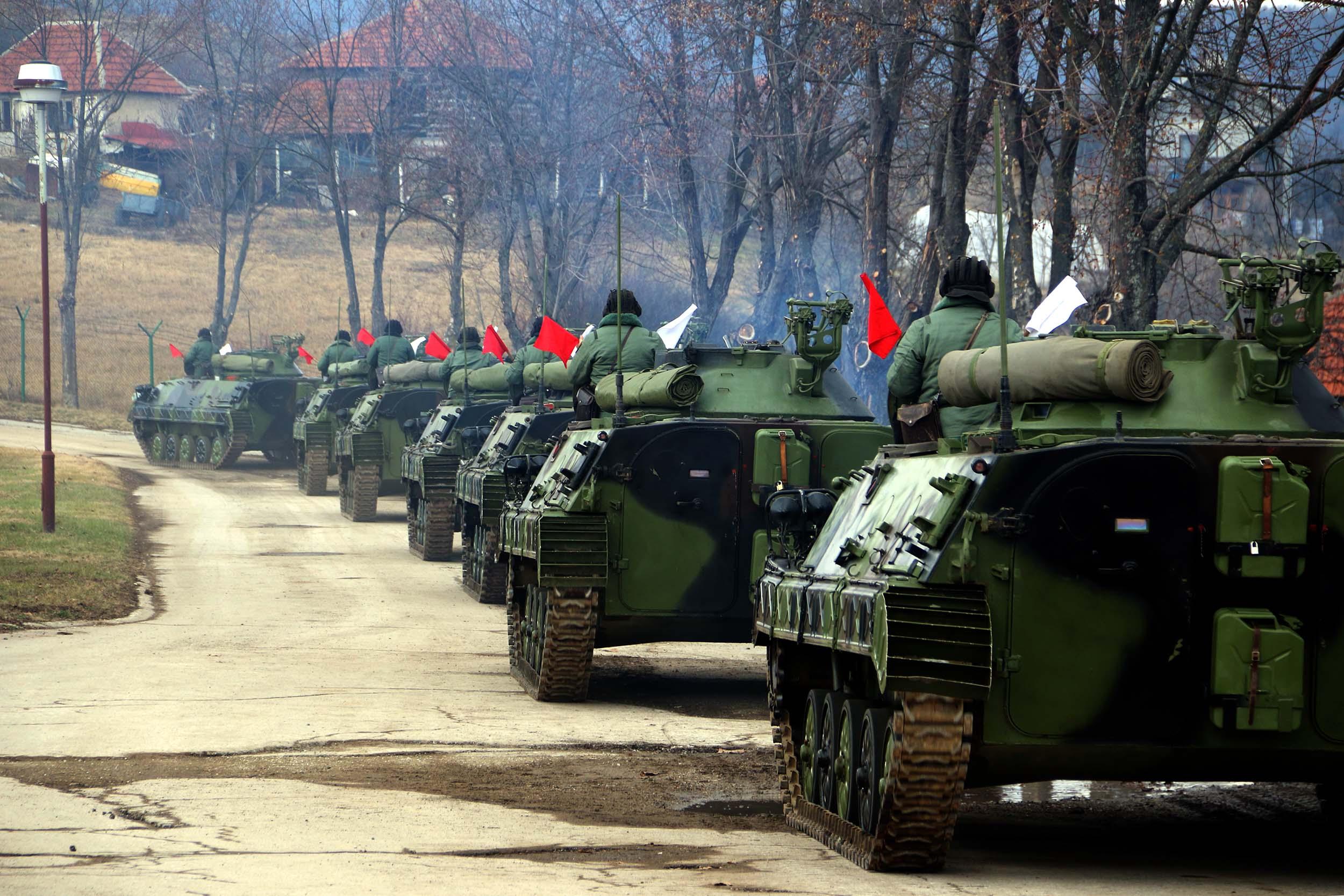Све јединице Војске Србије спремне да спроведу свако наређење