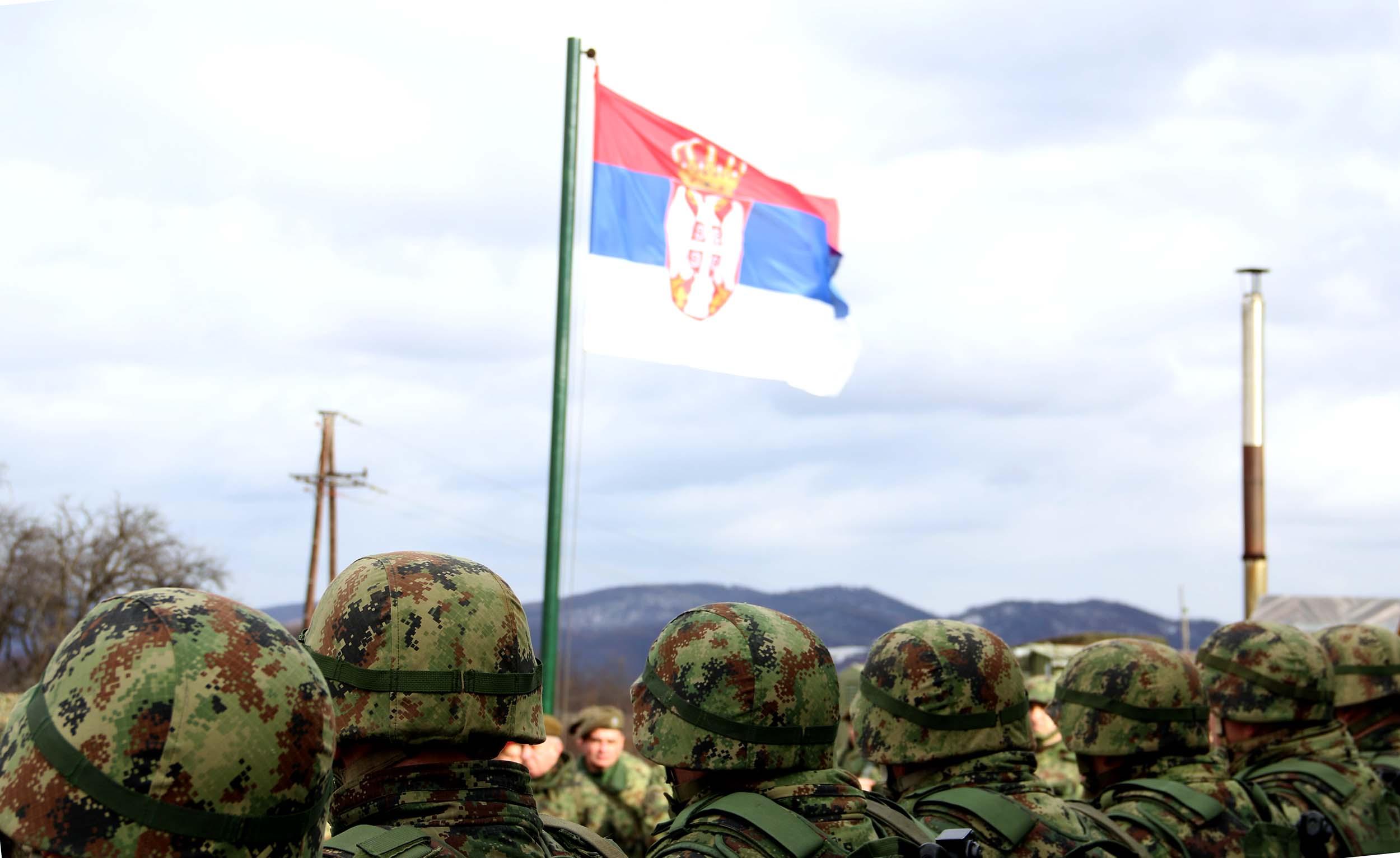 Predsednik Srbije u Kopnenoj zoni bezbednosti naredna 72 sata