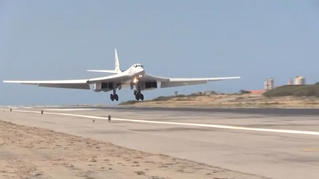 Стратешки бомбардери Ту-160 се вратили из Венецуеле