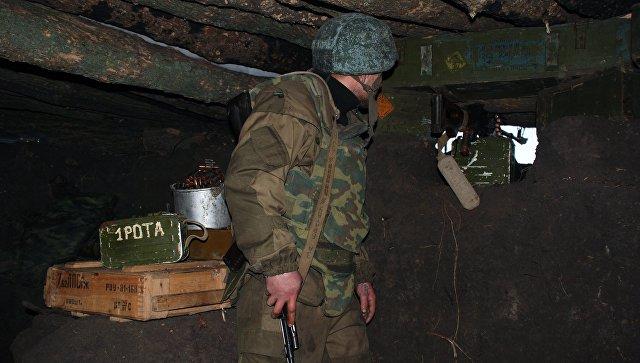 Ukrajinske snage 22 puta napale teritoriju DNR