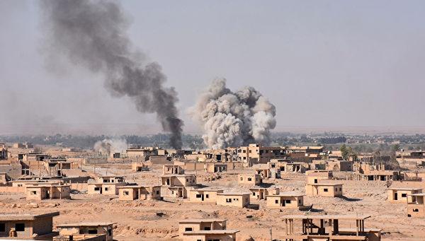 """САД ће наставити са артиљеријским и ваздушним ударима у Сирији као подршка """"нашим сарадницима"""""""