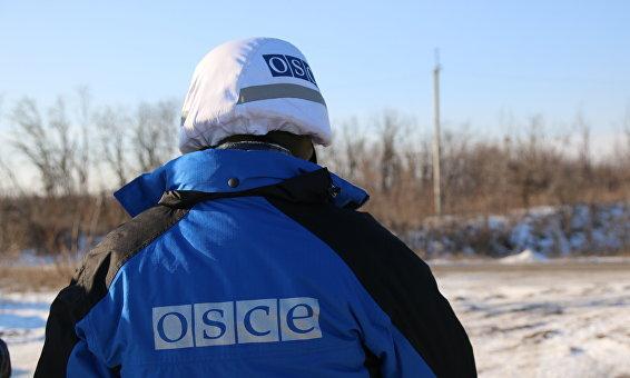 OEBS: Na našu bespilotnu letelicu otvorena vatra s teritorije pod kontrolom Kijeva