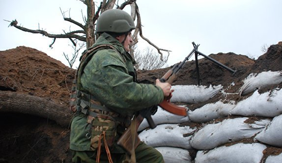 Ukrajinske snage dopremaju naoružanje na liniju razgraničenja