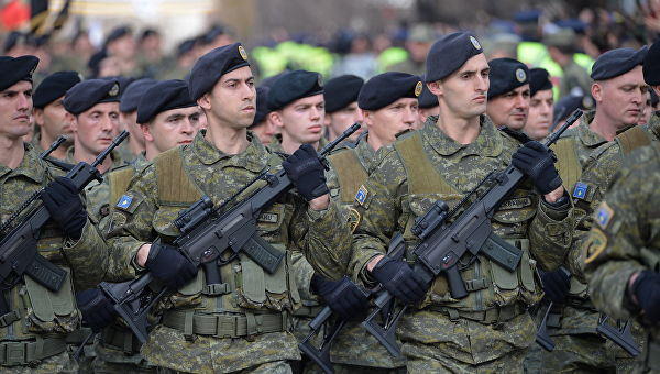 Наоружавање сепаратиста на Косову од стране САД тек почело