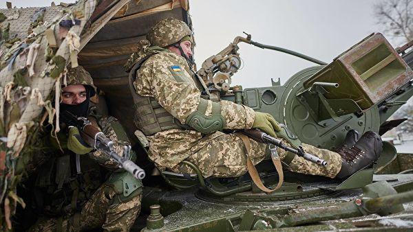 "Lugansk optužio Kijev za kršenje ""novogodišnjeg"" primirja"