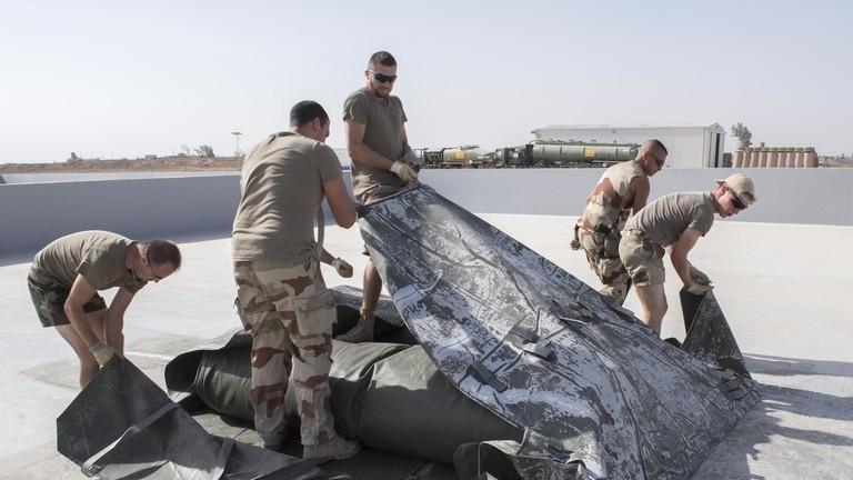 РТ: Турски медији открили половину француских база у Сирији