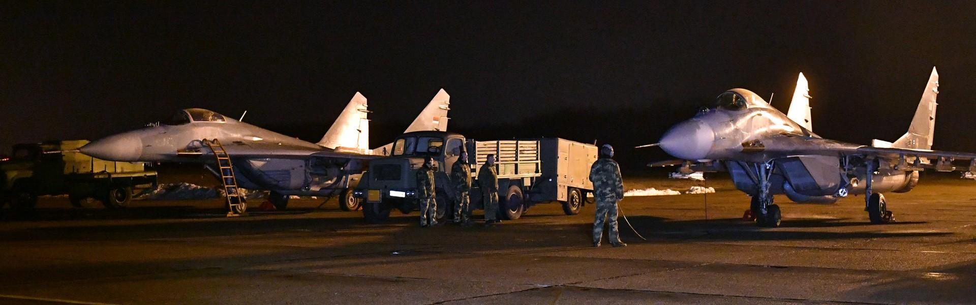 Наше слободно небо чуваће србски авиони и пилоти и србска противваздушна одбран