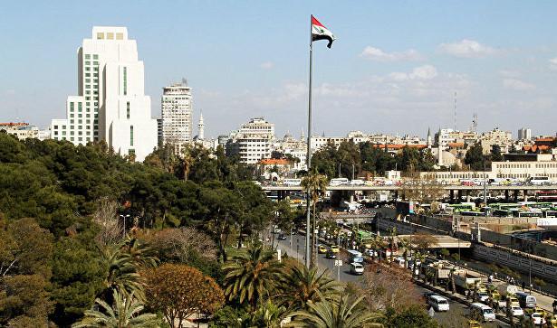 Damask: Teroristi uz pomoć koalicije SAD šire svoj uticaj