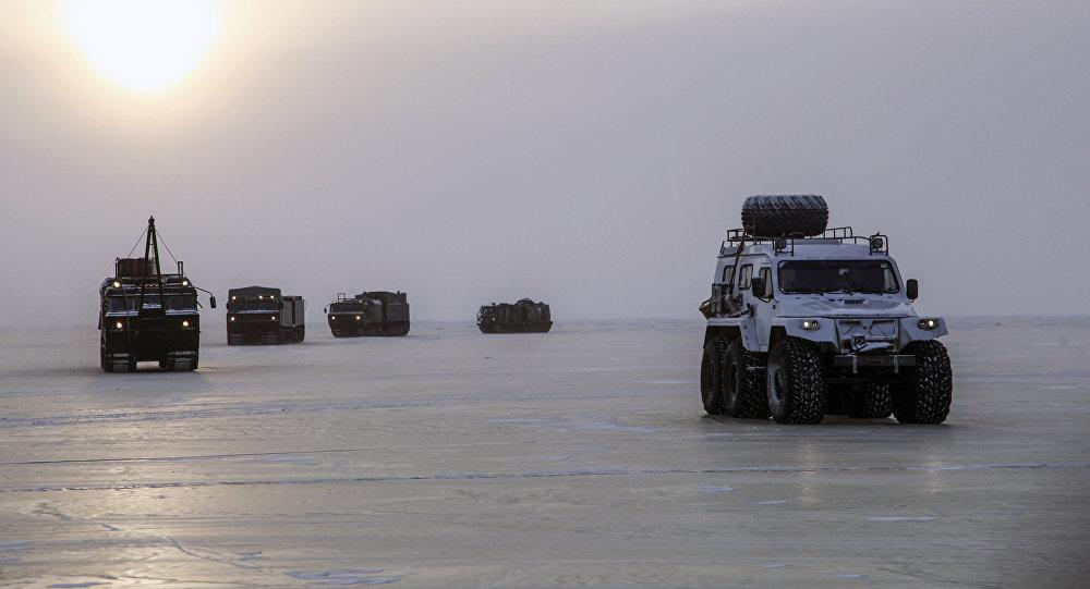 Руска војска гради инфраструктуру у Јакутији за потребе Северне флоте