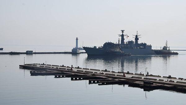Украјина: Група бродова НАТО-а намерава да уђе у Црно море