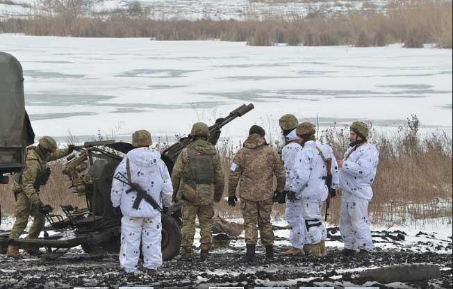 Украјински генерал: Разматра се извођење војне операције за повратак Донбаса под контролу Кијева