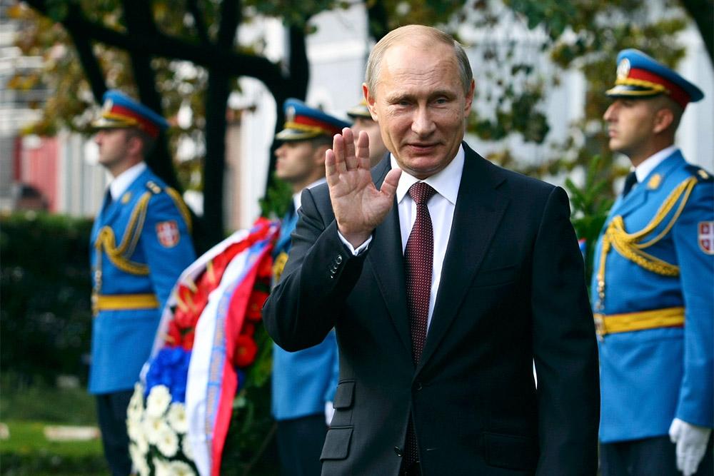 Максималне мере обезбеђења током посете Путина