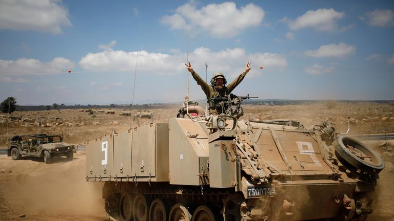 РТ: Након година спекулација кокмандант израелске војске признао да је Израел наоружавао милитанте у Сирији