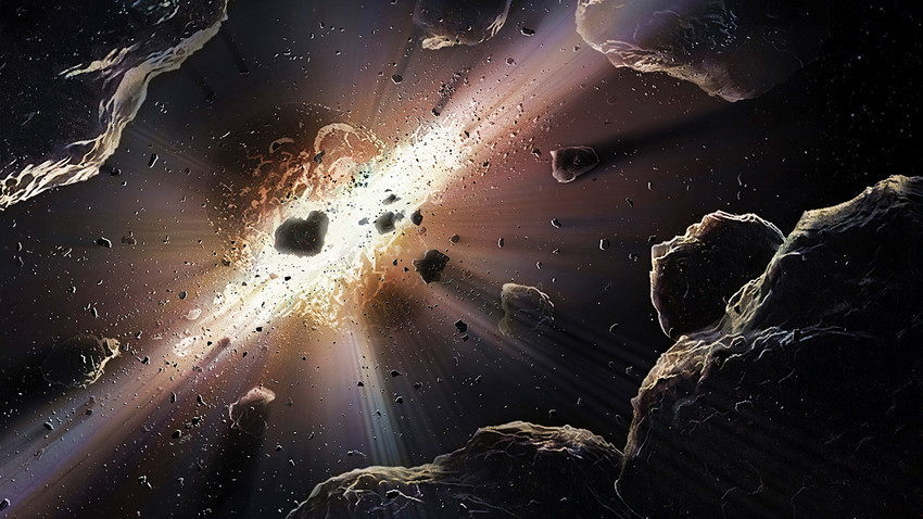 Ваздушно-космичке снаге Русије уништиле свој сателит за противракетну одбрану