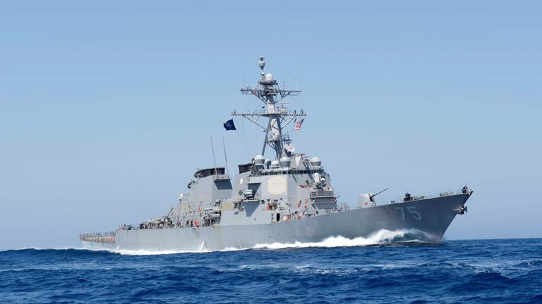 """РТ: Разарач САД ушао у Црно море да """"подржи регионалне партнере"""", Русија послала брод да га надзире"""