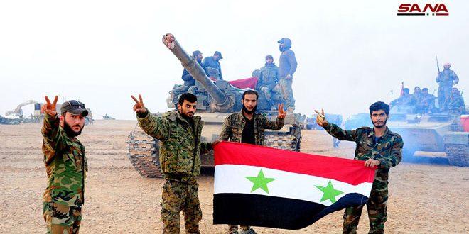 Сиријска војска одбила велики напад терориста