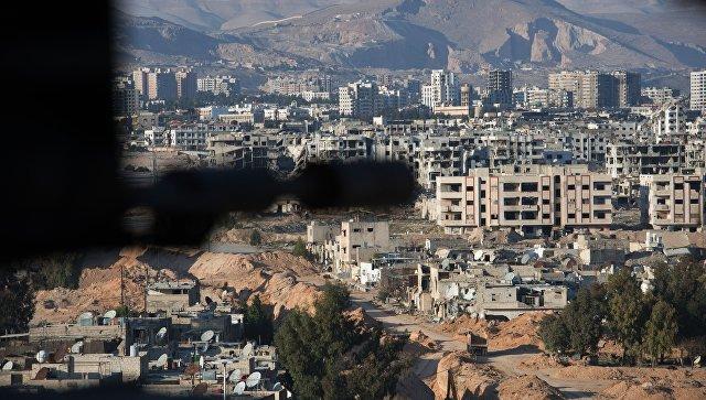 Експлозија код руске амбасаде у Дамаску