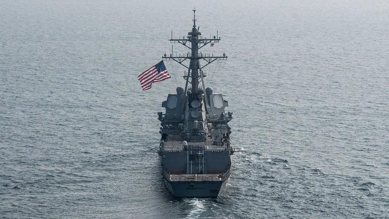 RT: SAD poslale dva broda u Tajvanski moreuz usred tenzija sa Kinom