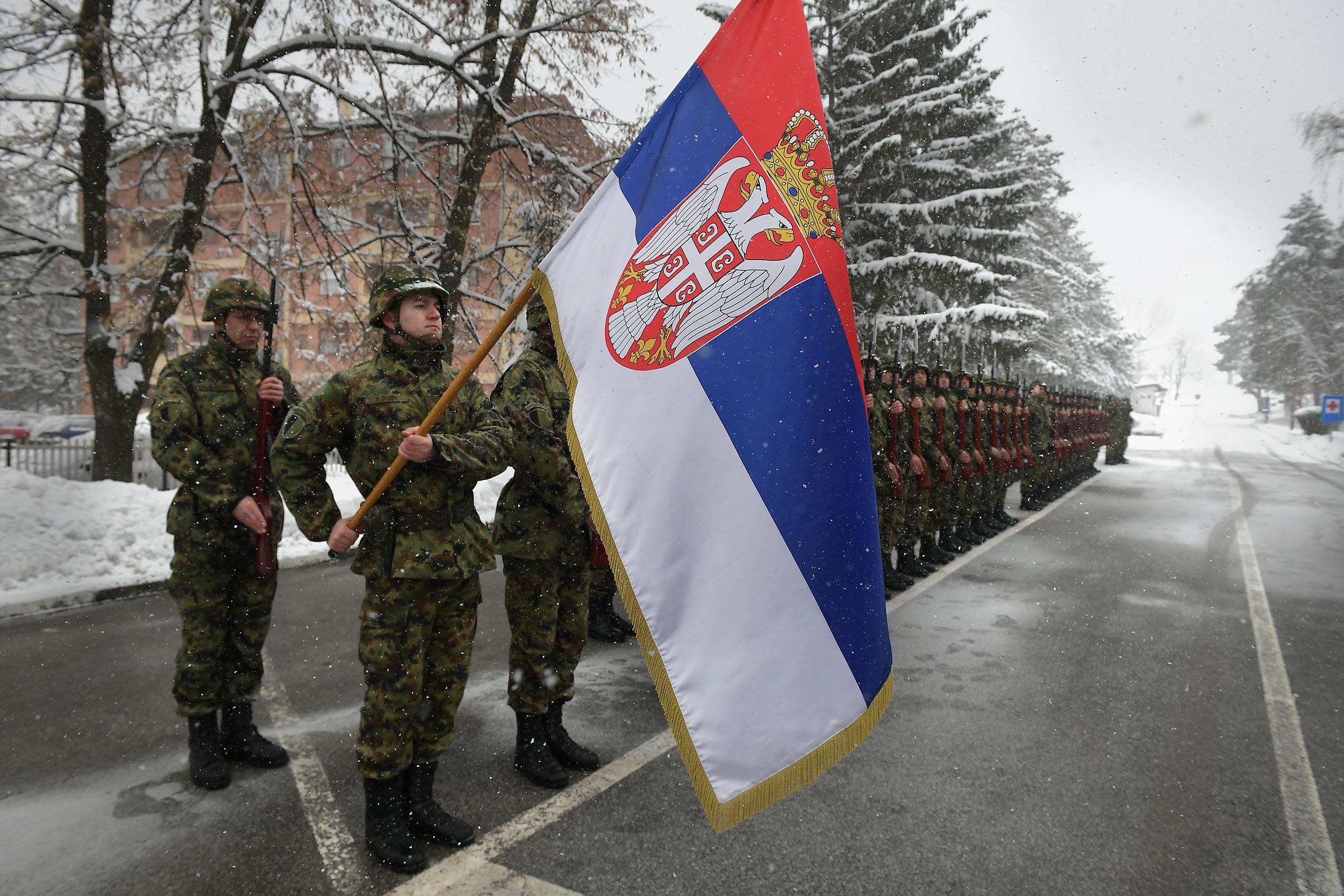 Obuka vojnika na služenju vojnog roka višem nivou
