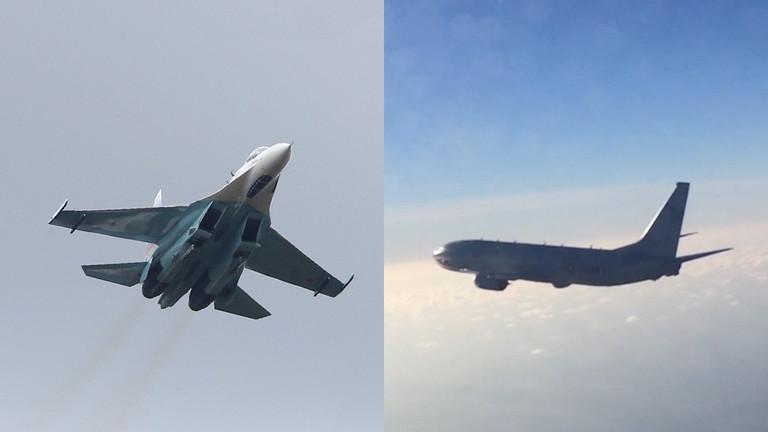РТ: Руски Су-27 пресрео амерички шпијунски авион над Балтичким морем